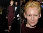 Tilda Swinton In Lanvin - Lanvin Fall 2012 Presentation