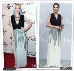 Who Wore Christian Dior Better? Jaime King or Michelle Yeoh