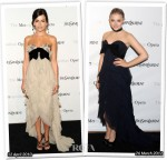 Who Wore YSL Better? Camilla Belle or Chloe Moretz