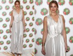 Whitney Port In All Saints - Didier Drogba Foundation Charity Ball