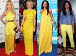 Red Carpet Trend: Spring Yellow
