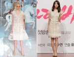 Yoona In Louis Vuitton - 'Love Rain' Press Conference