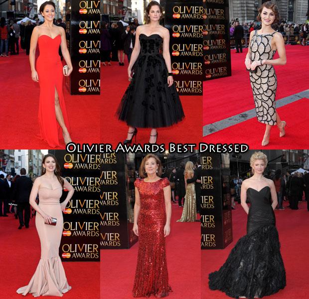 2012 Olivier Awards