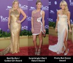 Fashion Critics' 2012 Academy Of Country Music Awards Round Up