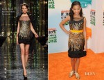Amandla Stenberg In Tony Ward Couture - 2012 Nickelodeon Kids' Choice Awards