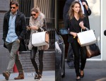 Celebrities Love The Anya Hindmarch 'Bruton' Tote