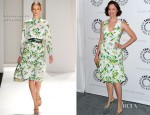 Ashley Judd In Carolina Herrera - 'Missing' LA Screening