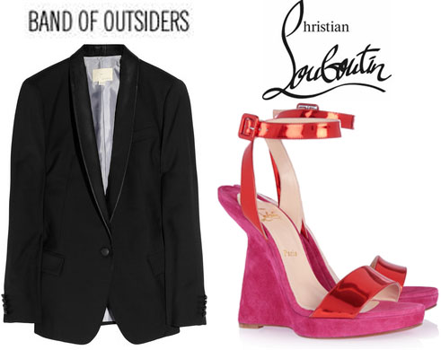 Boy. by Band of Outsiders Christian Louboutin
