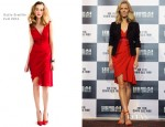 Brooklyn Decker In Katie Ermilio - 'Battleship' Seoul Press Conference
