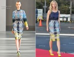 Brooklyn Decker In Peter Pilotto - 'Battleship' Japan Photocall