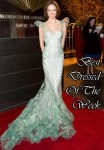 Best Dressed Of The Week - Coco Rocha In Zac Posen