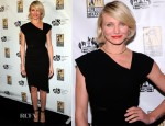 Cameron Diaz In Rachel Roy - 2012 Pioneer Of The Year Dinner Honoring DreamWorks