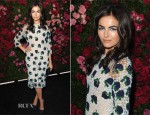 Camilla Belle In Prada - 7th Annual Chanel Tribeca Film Festival Artists Dinner