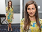 Camilla Belle In Whistles -  Women's Filmmaker Brunch