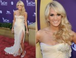 Carrie Underwood In Abed Mahfouz - 2012 Academy Of Country Music Awards