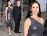 Catherine Zeta-Jones In Michael Kors - 2012 Tribeca Film Festival Vanity Fair Party