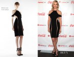 Charlize Theron In Dion Lee - CinemaCon's Big Screen Achievement Awards