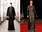 Charlize Theron In Emilio Pucci - 2012 White House Correspondents' Association Dinner