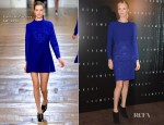 Charlize Theron In Stella McCartney - 'Prometheus' Paris Premiere