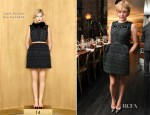 Chloe Sevigny In Louis Vuitton - Louis Vuitton Private Dinner Party