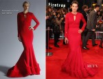 Cobie Smulders In Alexandra Vidal - The Avengers' London Premiere