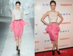 Coco Rocha In Jason Wu - 6th Annual DKMS Linked Against Blood Cancer Gala