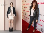 Debby Ryan In 3.1 Phillip Lim - NYLON Magazine 13th Anniversary Celebration