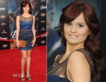 Debby Ryan In Timo Weiland - 'The Avengers' LA Premiere