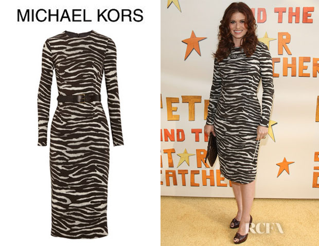 Debra Messing Michael Kors