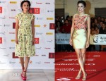 Elena Anaya In Prada - 15th Malaga Film Festival