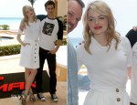 Emma Stone In Dolce & Gabbana - 'The Amazing Spider-Man' Cancun Photocall