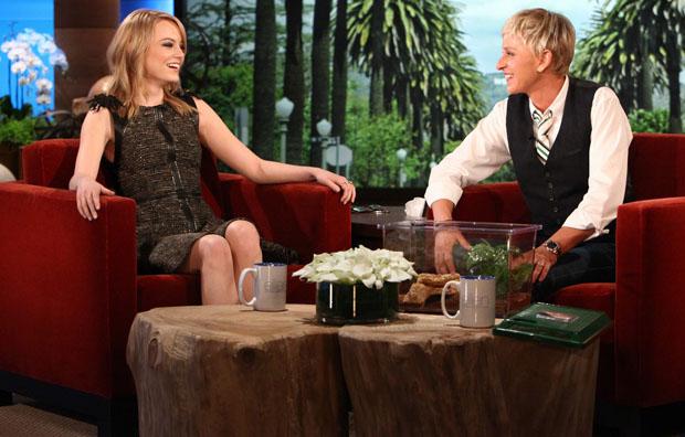 Ellen DeGeneres guest today