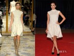 Eva Longoria In Marchesa - 2012 White House Correspondents' Association Dinner