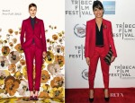 Freida Pinto In Gucci - 'Trishna' New York Premiere