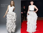Ginnifer Goodwin In H&M - 2012 White House Correspondents' Association Dinner