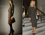 Gwyneth Paltrow In Burberry Prorsum