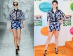 Isabelle Fuhrman In Jason Wu - 2012 Nickelodeon Kids' Choice Awards