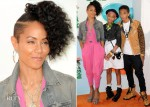 Jada Pinkett Smith In Catherine Malandrino - 2012 Nickelodeon Kids' Choice Awards
