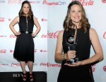 Jennifer Garner In Michael Kors - CinemaCon's Big Screen Achievement Awards