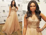 Jennifer Hudson In Reem Acra - 2012 Concert For The Rainforest Fund