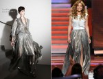Jennifer Lopez In Lanvin - 'American Idol' Top 8 Live Performance Show