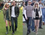 Kate Bosworth @ Coachella Music Festival