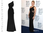 Kate Hudson's Stella McCartney Ferguson One Shoulder Silk Gown