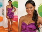 Keke Palmer In Marco Marco - 2012 Nickelodeon Kids' Choice Awards