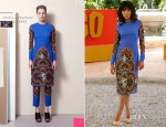 Kerry Washington In Stella McCartney - 'Django Unchained' Cancun Photocall