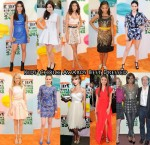 Who Was Your Best Dressed At The 2012 Nickelodeon Kids' Choice Awards?