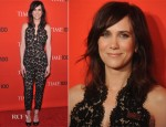 Kristen Wiig In Stella McCartney - Time 100 Gala
