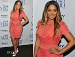La La Anthony In Emilio Pucci - 'Think Like A Man' New York Premiere