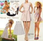Shop The Shoot - Lauren Conrad for Glamour