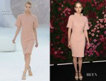 Leelee Sobieski In Chanel - 7th Annual Chanel Tribeca Film Festival Artists Dinner